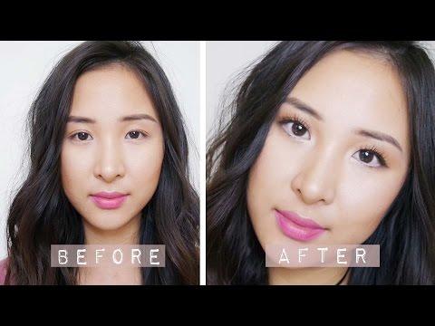 How To Make Eyes Bigger & Rounder! (Asian/Monolid eyes) | C&C