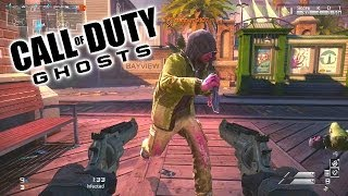 CoD Ghosts LIVE Infected #1 with Vikkstar (CoD Ghost Gameplay)
