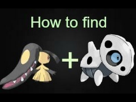 How to find Mawile and Aron | Pokemon Brick Bronze