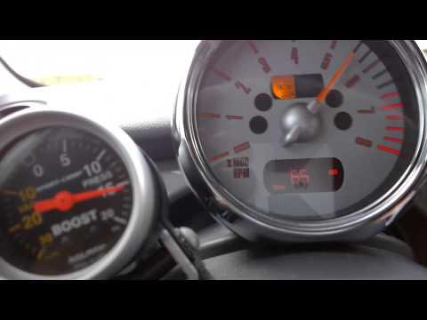 Full Throttle to 100 in the R53 MINI