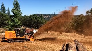 Testing Out A Brand New Prime Tech Pt-175 Forstry Mulcher
