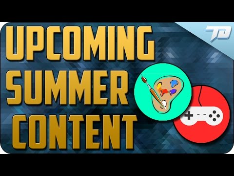 Art Contest, Tutorial Requests, and Summer Video Plans   Update Video