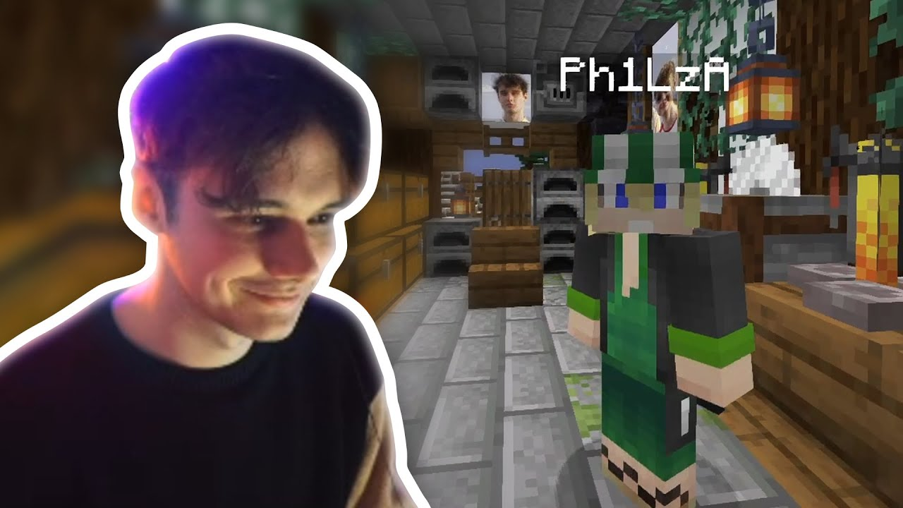 Wilbur MEETS His FATHER Philza And He FORGAVE Him For KILLING Him! DREAM SMP
