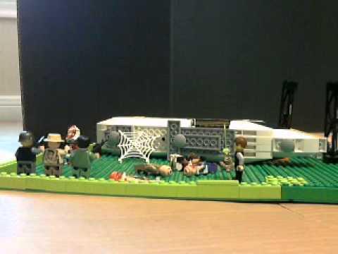 Lego Zombies WAW
