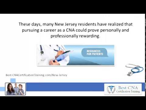 Top CNA Classes in New Jersey | NJ CNA Colleges
