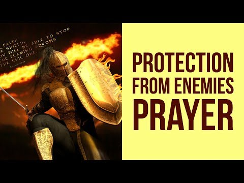 PROTECTION FROM ENEMIES PRAYER (AGAINST EVIL SPIRITS) 💡💡 ✅
