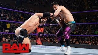 Austin Aries vs. TJ Perkins: Raw, April 10, 2017