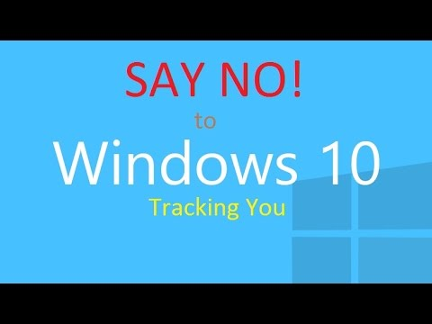 Stop Windows 10 Tracking You | In 4 Minutes!