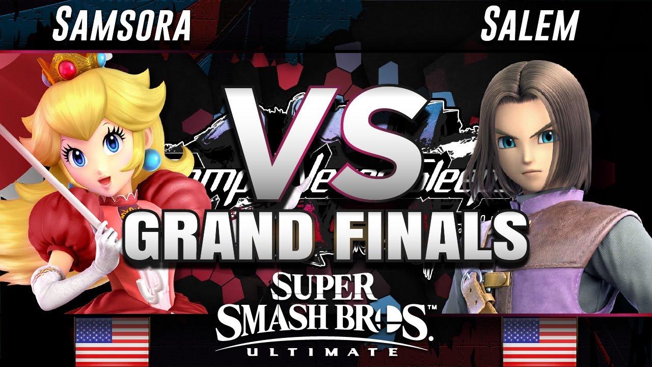 eU | Samsora (Peach) vs. MVG | Salem (Hero) - Ultimate Grand Finals - TNS 8