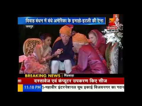 Foreigner Married in India Culture - Nirmala Sevani