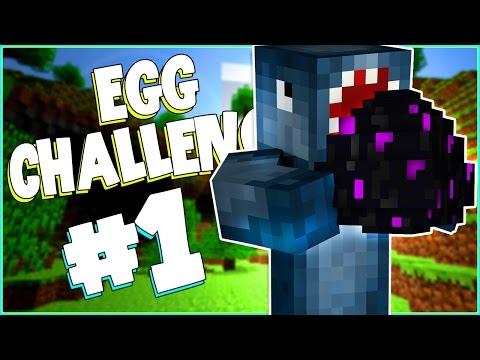 Minecraft Xbox - Egg Challenge - Part 1