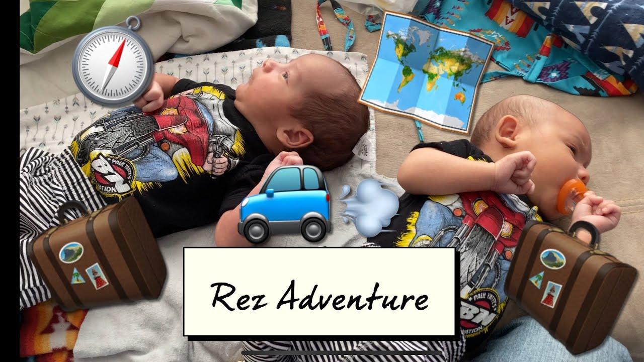 Rez Adventure w/ Navajo Man, Lakota Bae & Twin-dians
