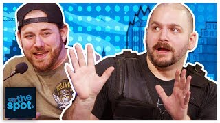 On The Spot: Ep. 116 - Bobbing for Turkey Legs | Rooster Teeth