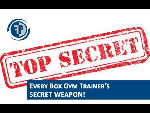 How to sell personal training: Every box gym trainer's secret weapon!