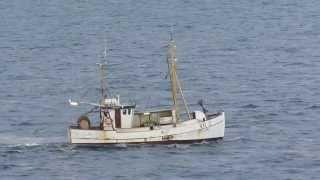 Fiskebåt Kattegat 26.09.2013