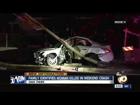 Family identifies woman killed in weekend crash