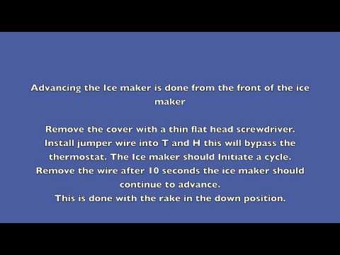 Ice Maker Troubleshooting Ice Maker Refrigerator