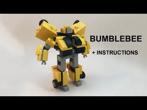 Lego Transformers Movie Bumblebee