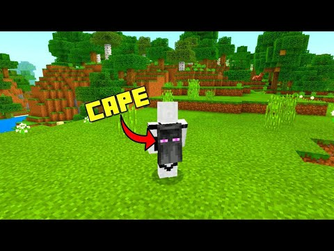 How to get CAPES in MCPE 1.4+ // Minecraft Bedrock Edition