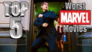 Download Top 5 Worst Marvel Movies Video