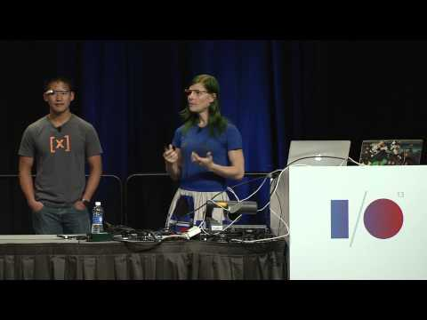 Google I/O 2013 - Building Glass Services with the Google Mirror API