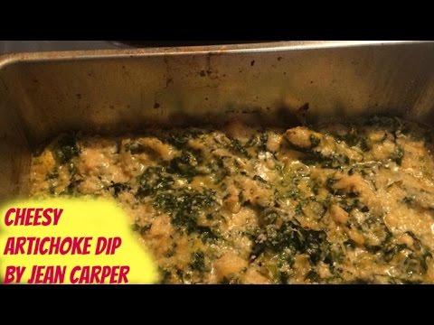 How to make Cheesy Artichoke Dip by Jean Carper   Latest Recipes