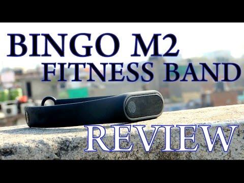 Bingo M2 Fitness Band Review Hindi/English | Good or Bad | Advantage/Disadvantage | Let's Checkout