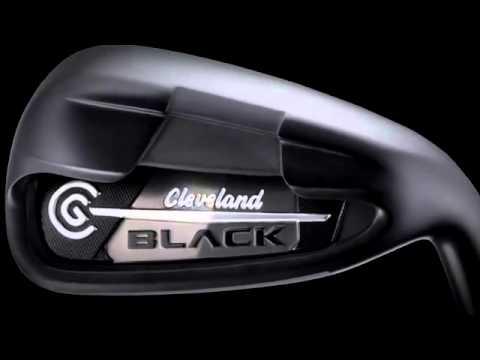 Cleveland Golf Black Golf Clubs.flv