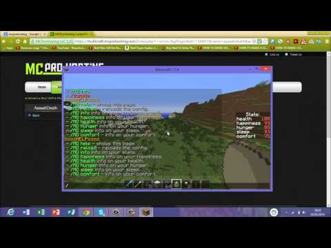 How To Install A Plugin For Your Minecraft Server! (Using MCProHosting)