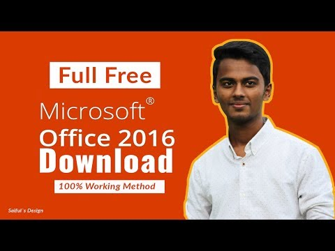 How to get Microsoft Office 2016 Full Version Free Download & Activation for any Windows