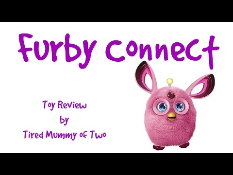 New Furby Connect from Hasbro
