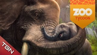 ZOO TYCOON: BIENVENIDOS A THE TOWN ZOO #1 - (Gameplay en Español XBOX ONE)