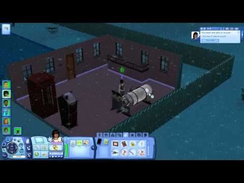 ★ Sims 3 - Supernatural Tendencies Seasons Greetings - Part 29 - Forbidden Seed