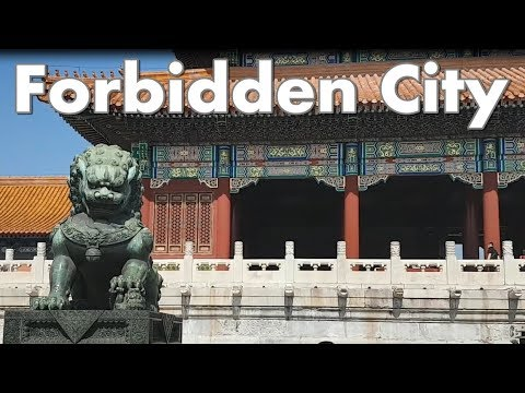 Tour The Forbidden City - Beijing, China