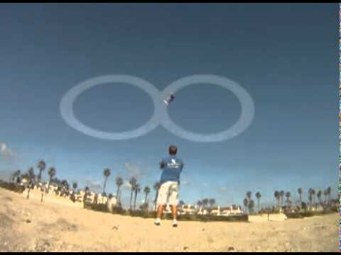 Kitesurfing Trainer Kite: DIY