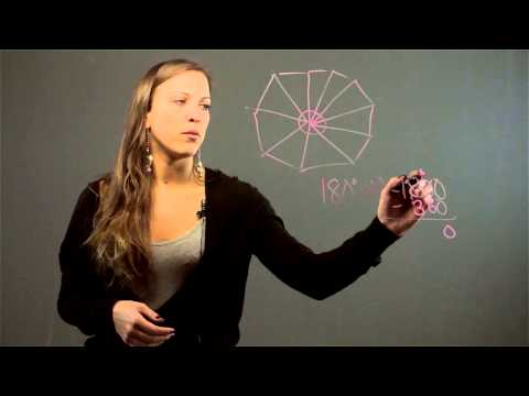 How to Find the Angles of Triangles in Decagon Constructions : Solutions to Your Math Problems