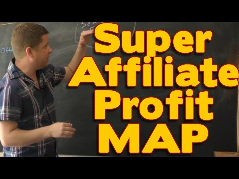 How to Become A Super Affiliate Marketer - Easy Profit Plan Overview