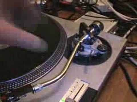 Needle jumping on your turntable?  Set the Anti-Skating
