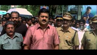 Raashtram Malayalam Movie | Malayalam Movie | Suresh Gopi | Clears the Road