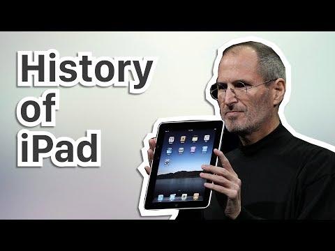 History of iPad II