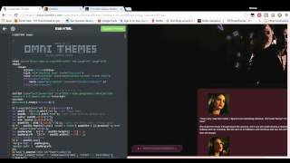 How to add a Second Sidebar to a Tumblr Contained Theme