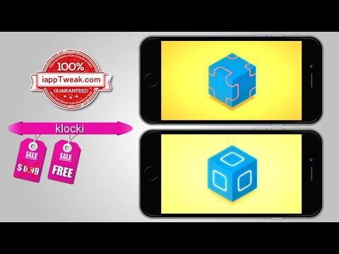 klocki: Apple's free app of the week [$1 Value]