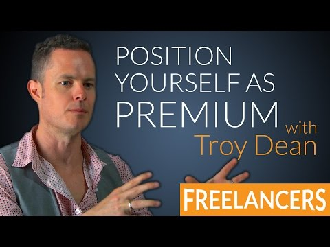 How To Position Yourself As Premium