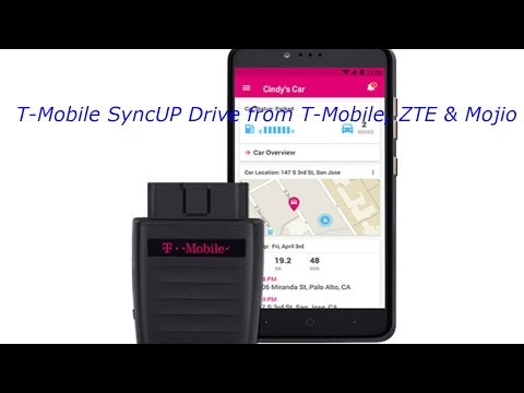 T Mobile SyncUP Drive