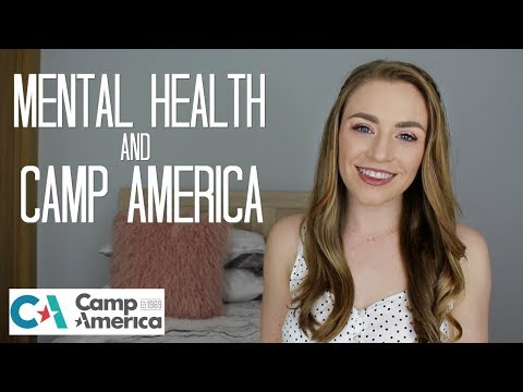 Mental Health And Camp America - Fundraiser #4 | Kirstie Bryce