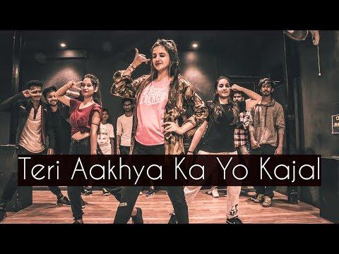 Xxx Mp4 Teri Aakhya Ka Yo Kajal ONE TAKE Tejas Dhoke Choreography Dancefit Live 3gp Sex