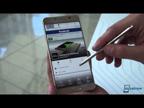 All New Samsung Note 5 | First Look | Samsung Galaxy Note 5 Hands On