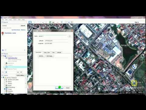 Georeferencing Extracted Google Earth Imagery in QGIS
