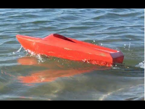 RC Jet Boat