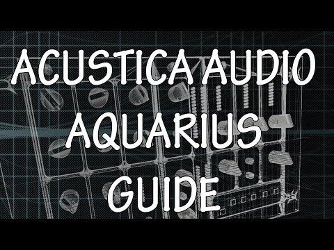 2018 Acustica Audio Installation Guide